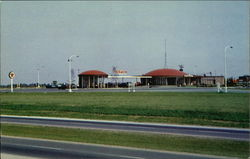 Texaco Service Centre, MacDonald-Cartier Freeway
