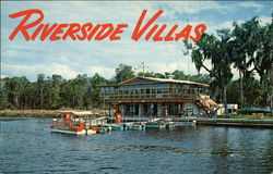 Riverside Villas ... Fishing and Hunting
