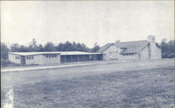 The New Assembly Hall Dedicated in 1953, Methodist Camp Aldersgate