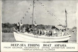Deep-Sea Fishing Boat Aspasia
