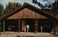 Park Store - Hartwick Pines State Park