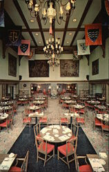 Indiana University - Indiana Memorial Union, The Tudor Room