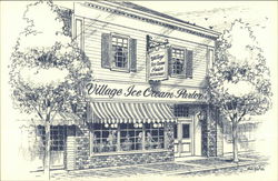 The Village Ice Cream Parlor & Restaurant