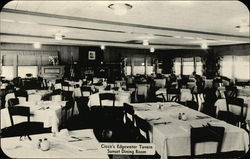 Cicco's Edgewater Tavern Sunset Dining Room