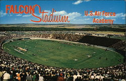 Famous Falcon Stadium U.S. Air Force Academy