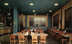 Main Dining Room, Greyhound Post House
