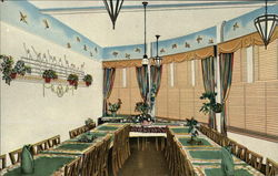 Grand View Ship Hotel Banquet Room