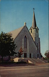 L'Eglise Ste-Therese Postcard