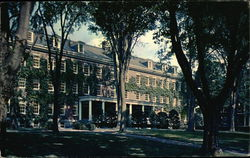 Bates College - Parker Hall