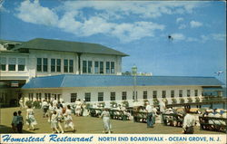 Original Homestead Restaurant, North End of Boardwalk