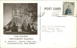 The Salem Methodist Church
