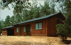 Girl Scout Unit House, Grenada Lake