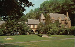 Manor House at the Schiff Scout Reservation