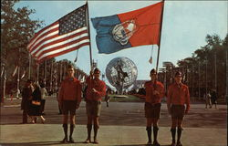 The Wonderful World of Scouting Exhibit and the Scout Service Corps New York World's Fair