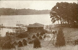 Racine Boy Scout Camp on Pleasant Lake