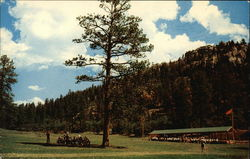 Cimarrancito Base Camp, Philmont Scout Camp