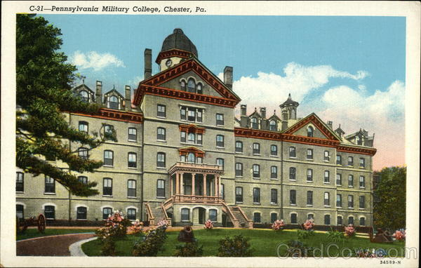 Pennsylvania Military College Chester