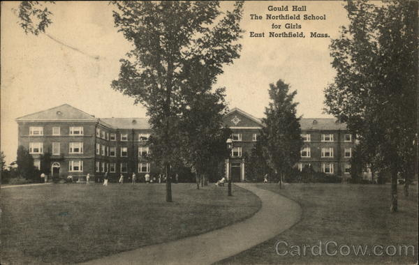 Gould Hall at The Northfield School for Girls East Northfield Massachusetts