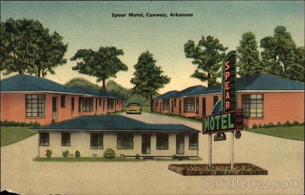 Spear Motel Conway Arkansas