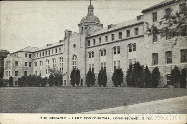 The Cenacle at Lake Ronkonkoma Long Island New York