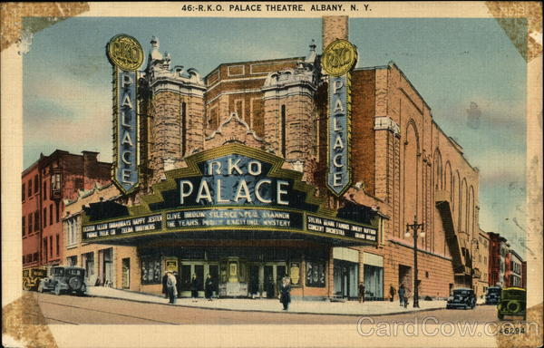 R. K. O. Palace Theatre Albany New York