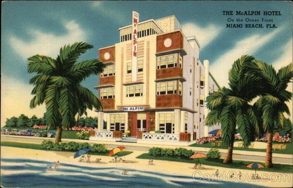 Mcalpin Hotel Miami