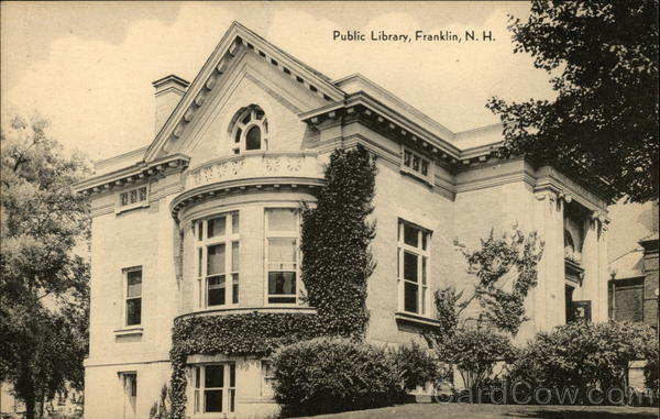 Public Library Franklin New Hampshire