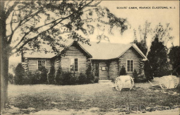 Scouts' Cabin and Grounds, Peapack Gladstone New Jersey