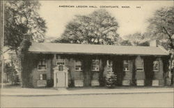 Street View of the American Legion Hall