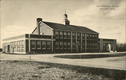 Wayland High School and Grounds