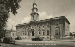 Street View of Memorial Building