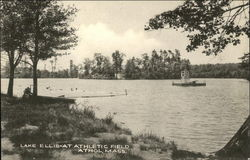 Lake Ellis - at Athletic Field