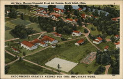 Air View, Morgan Memorial Fresh Air Camps