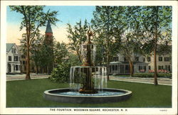 The Fountain, Woodman Square