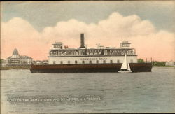 "Jamestown and Newport R.I. Ferries - ""Governor Carr"""