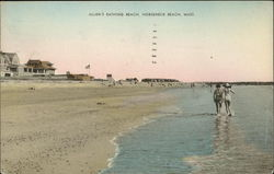 Allen's Bathing Beach