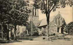 First Congregational Church and Grounds