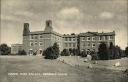 Junior High School and Grounds