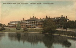The Hospital and Lake Jeanette, National Military Home