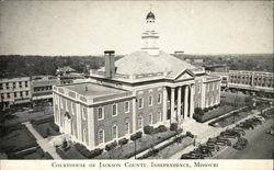 Courthouse of Jackson County