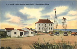 US Coast Guard Station, Race Point