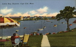 Lewis Bay in Cape Cod