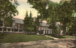 The Berkshire Inn and Grounds