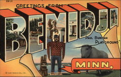 Greetings from Bemidji