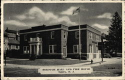 Borough Hall and Fire House