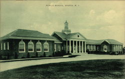 Public School and Grounds