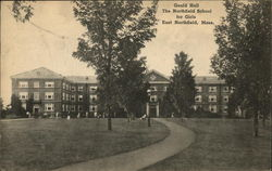Gould Hall at The Northfield School for Girls