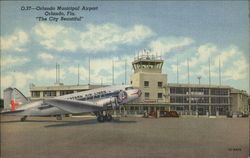 Orlando Municipal Airport - The City Beautiful