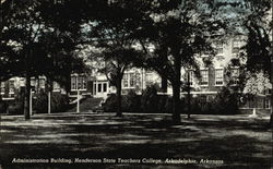 Administration Building, Henderson State Teachers College