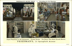 Friedman's Music Shop